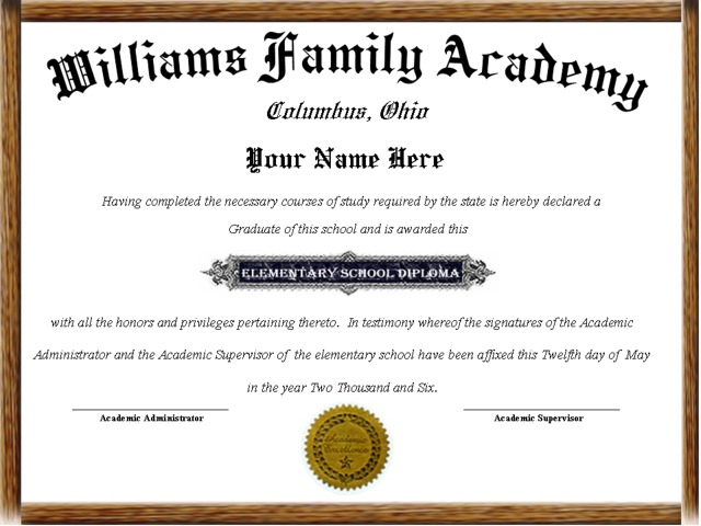 diploma homeschool diploma template. Black Bedroom Furniture Sets. Home Design Ideas